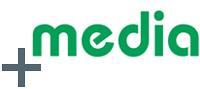 Plus Media Logo